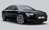 Active Lane Assist incl traffic sign recognition Audi A8 4H   VAG