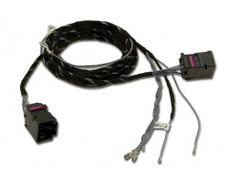Heated Seats Wiring Harness Audi A3 8V