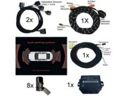 Genuine Audi OEM Retrofit Kit - OPS Optical Parking Sensors