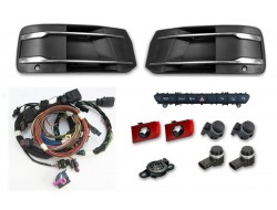 Genuine Audi OEM Retrofit Kit - OPS Parking Sensors - Front Upgrade Kit - Q7 4M