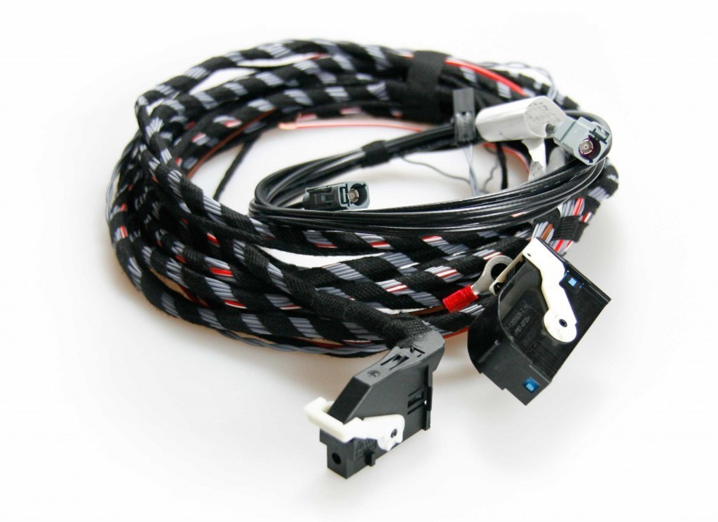 Aps Advance - Wiring Harness Rear View Camera  High