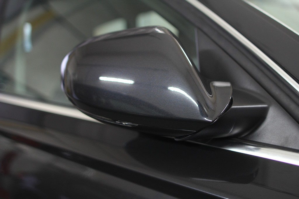 Genuine Audi OEM Retrofit Kit - Folding Door Mirrors - A6 4G