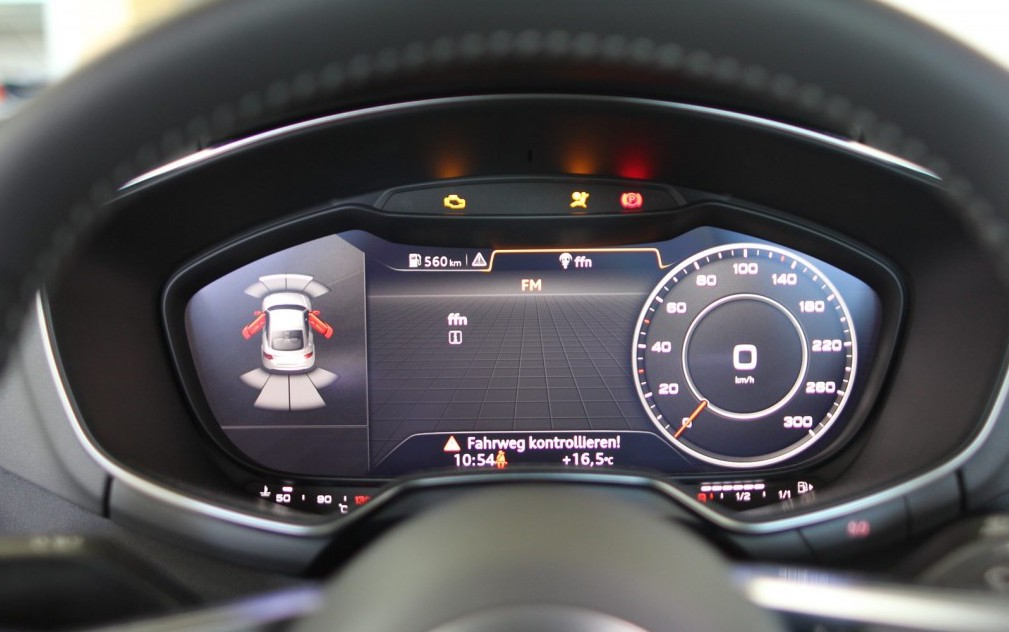 genuine audi oem retrofit kit ops optical parking sensors front rh vagtec co uk Audi A8 Audi A5