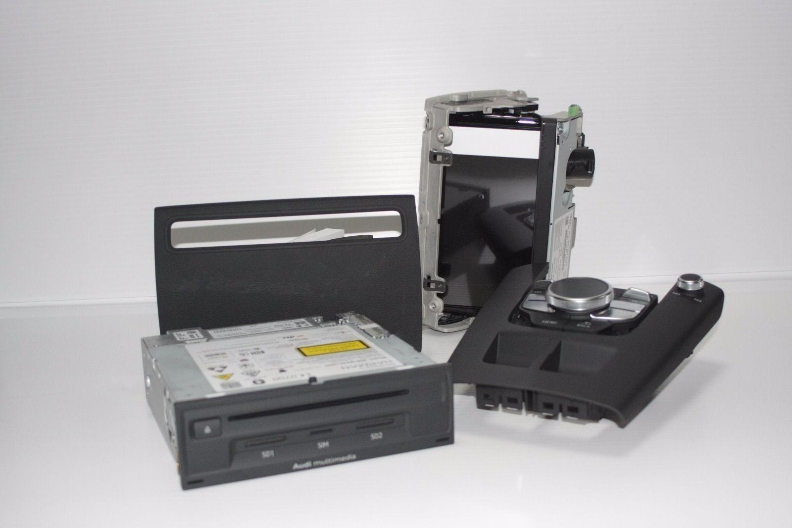 Retrofit kit MMI Navigation plus with MMI touch Audi A3 8V