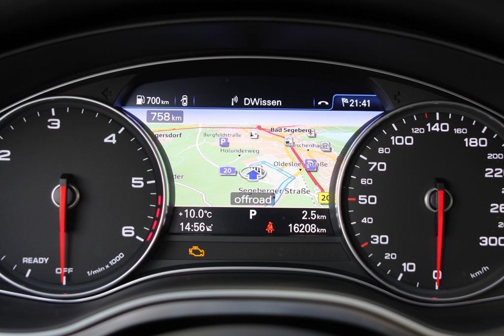 Genuine Audi OEM Retrofit Kit - MMI Navigation plus with MMI