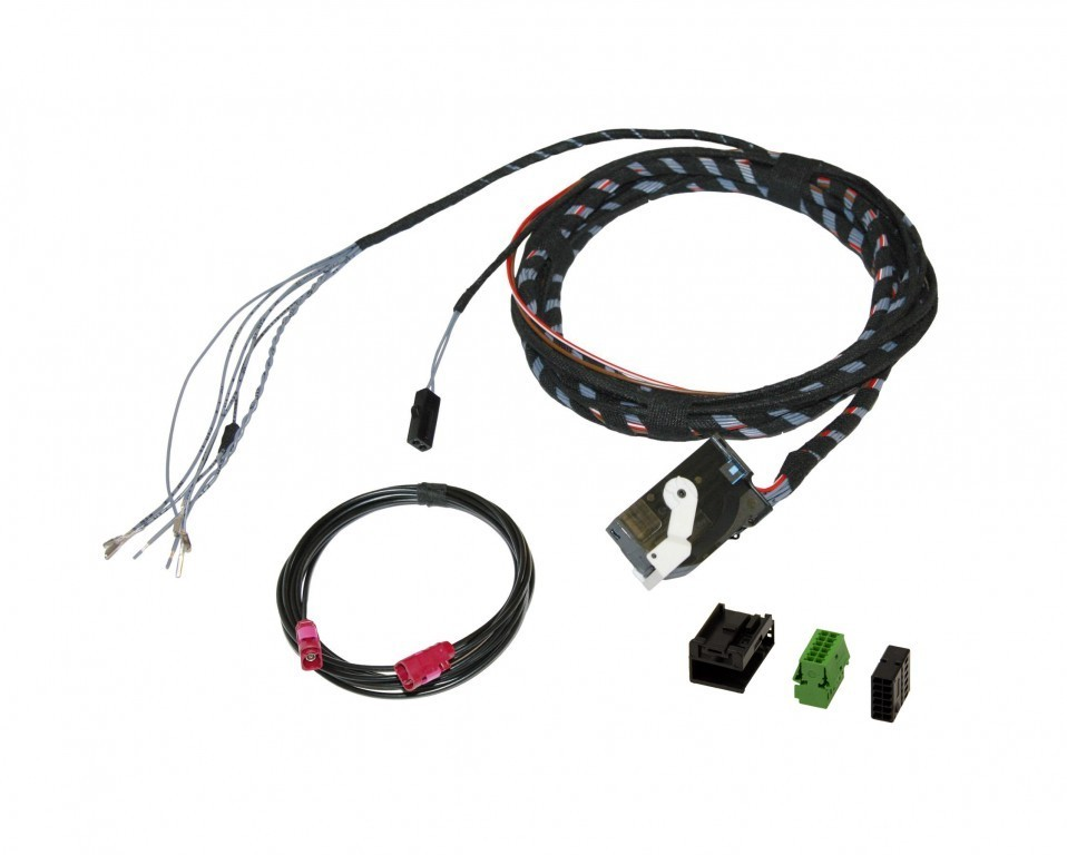 cable set bluetooth premium  with rsap  - vw