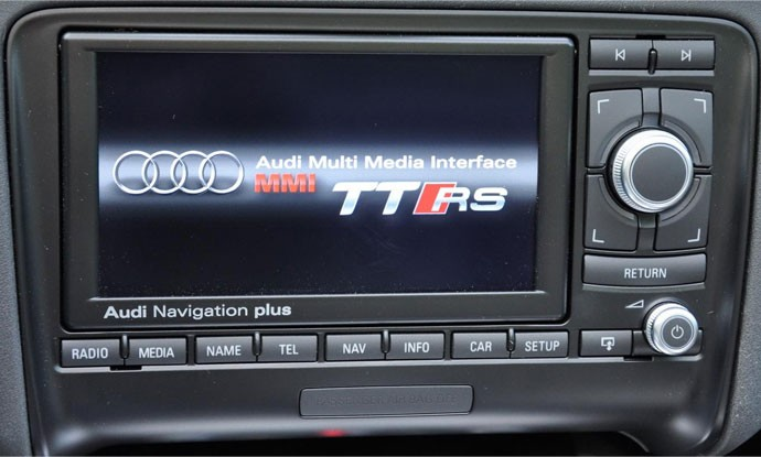 Genuine Audi Oem Retrofit Kit - Rns E Navigation