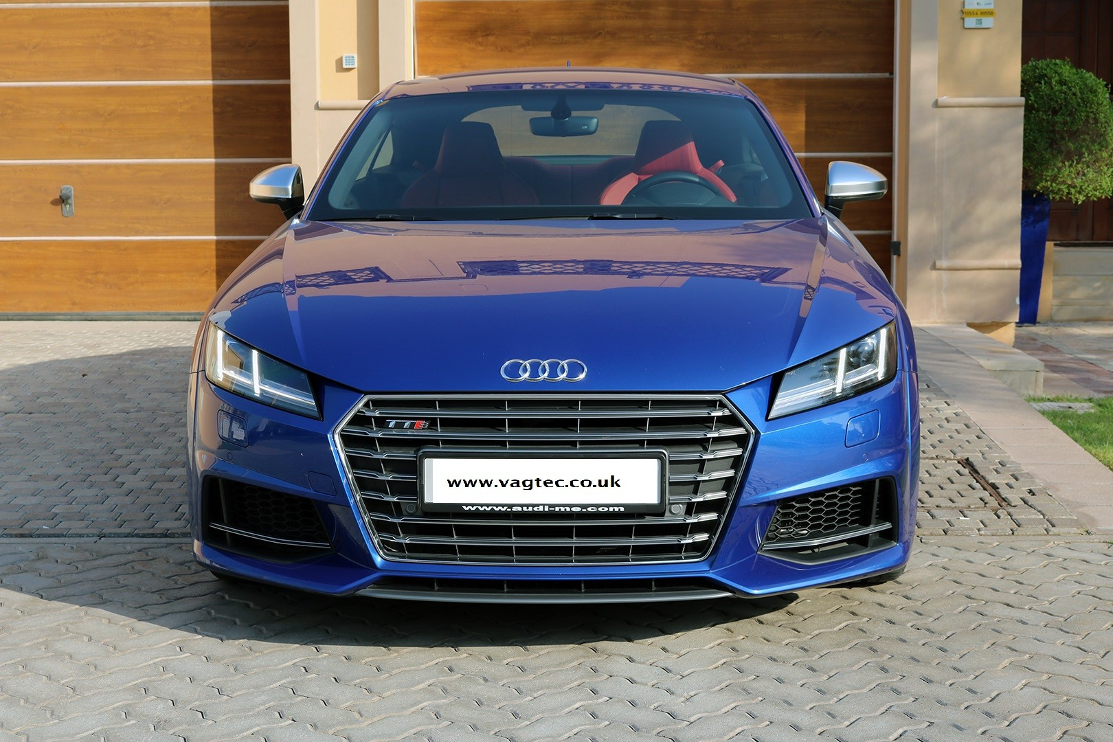 Genuine Audi OEM Retrofit Kit - OPS Optical Parking Sensors - Front
