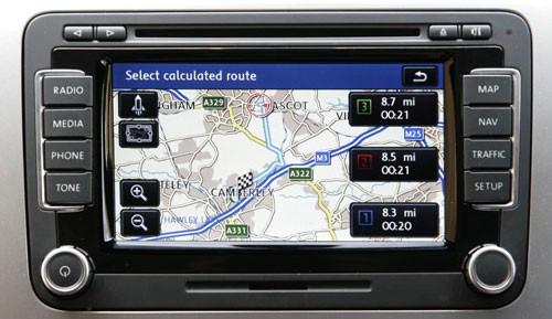volkswagen rns 510 dab navigation system vag tec e shop. Black Bedroom Furniture Sets. Home Design Ideas